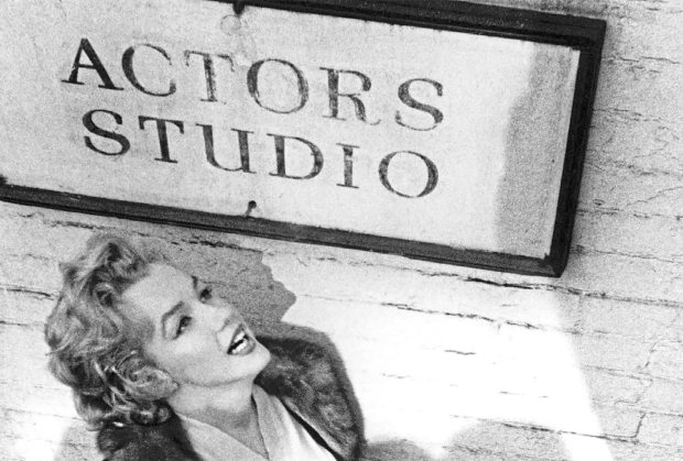 actors studio new york marilyn monroe