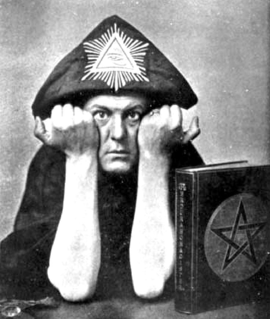 Aleister Crowley Manifesto Freemason Craeft Cræft Witchcraft Magick