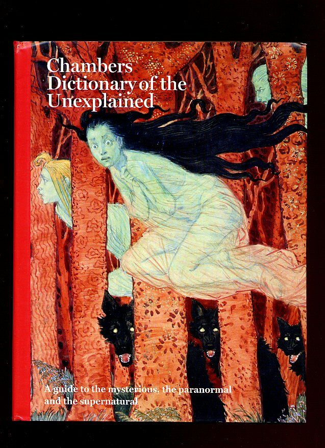 Una McGoverns, Chambers Dictionary of the Unexplained witchcraft craft craeft
