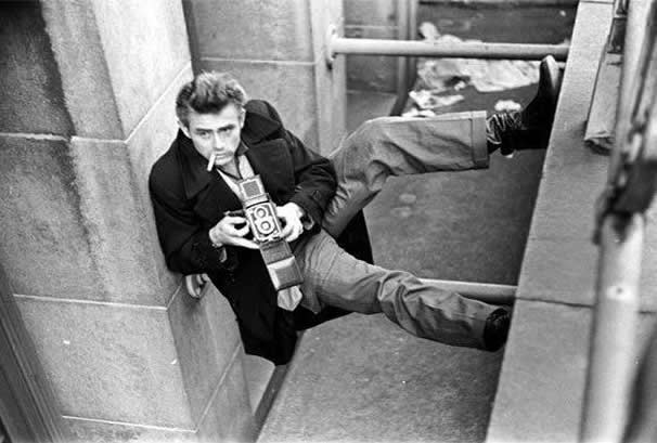james dean the actors studio new york