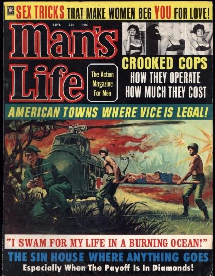 Mans Life Magazine
