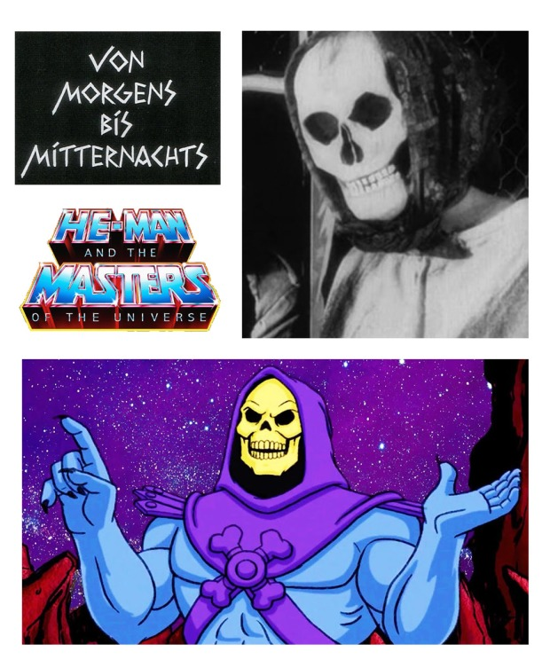 masters of the universe from morn to midnight