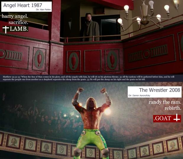 mickey rourke wrestler angel heart