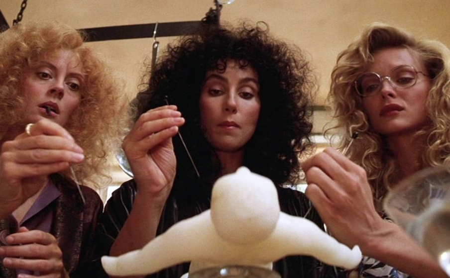 The Witches of Eastwick Subversive Wicca witchcraft kabbalah