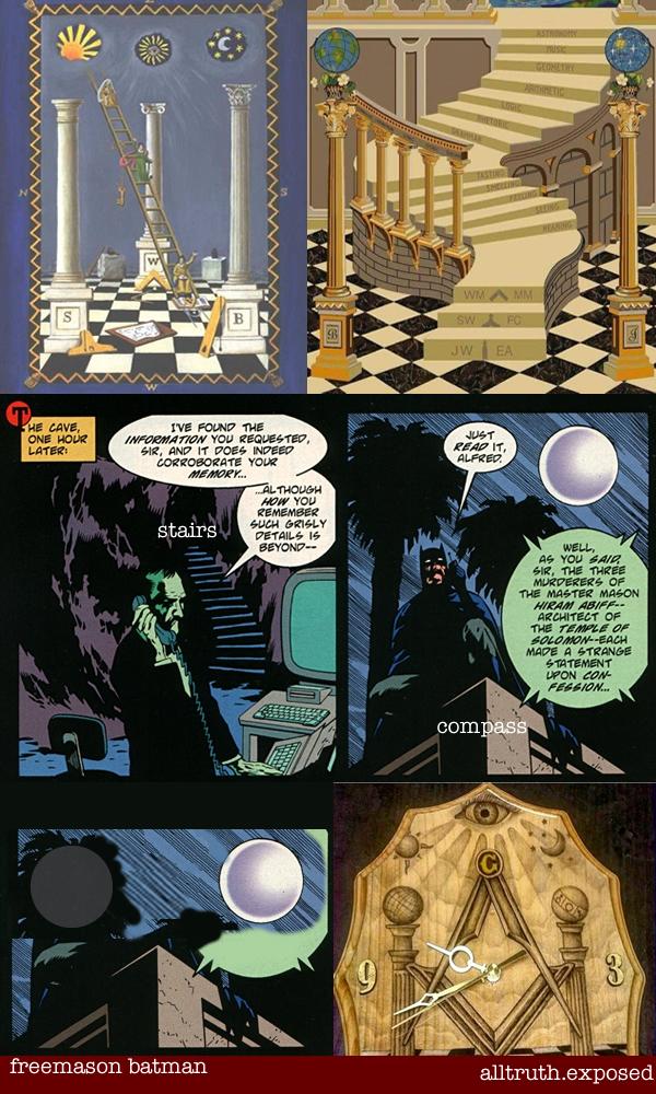 batman freemasonry esoteric hidden meaning winding stair