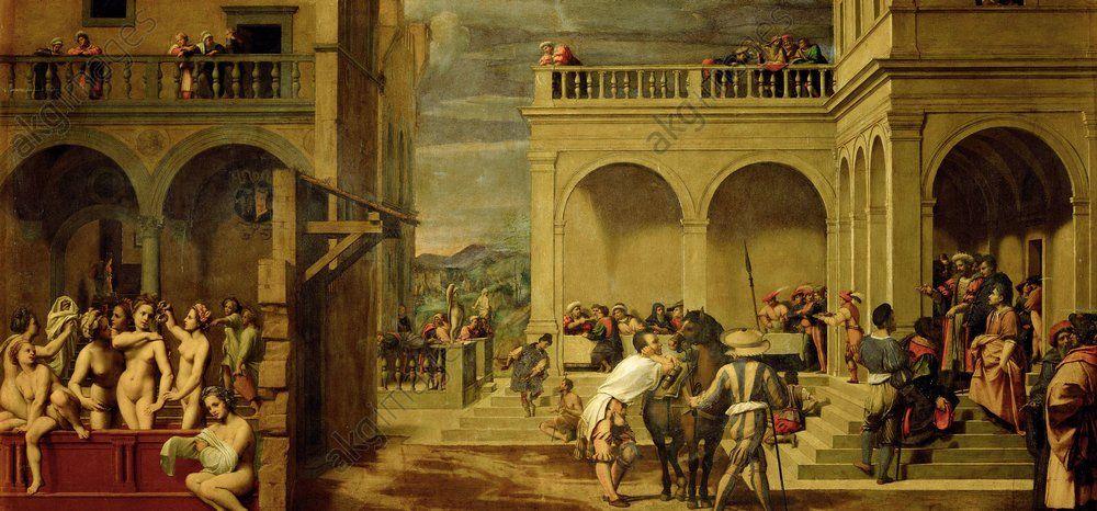 qaballah kaballah magick royal arches solomons portico renaissance florence