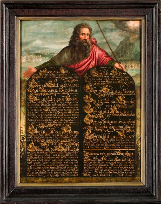 Moses Kabbalah Double Arches