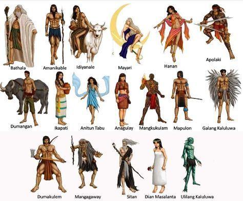 philipines pagan mythology