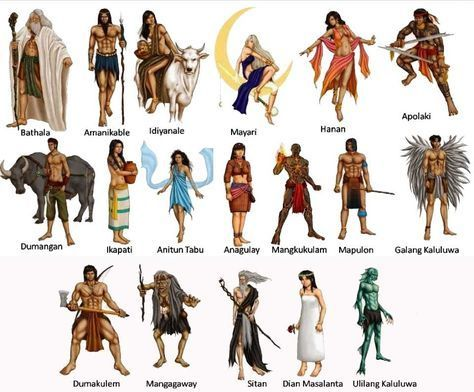philipines pagan mythology