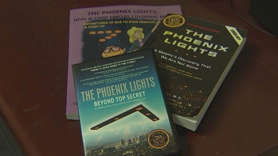 the phoenix lights hoax