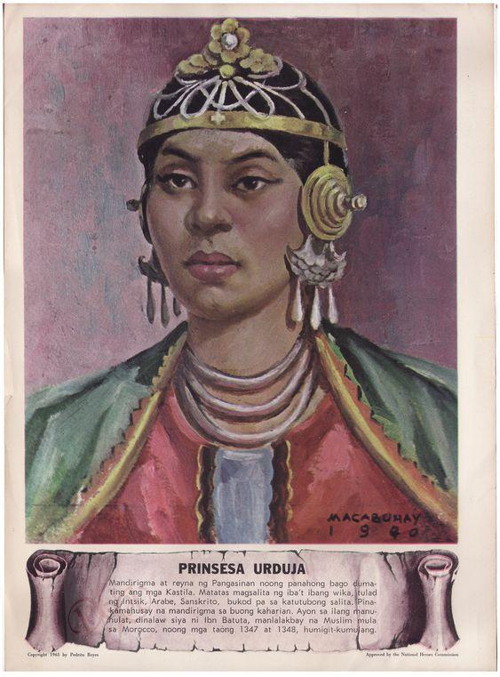 princess urduja philippines pagan history