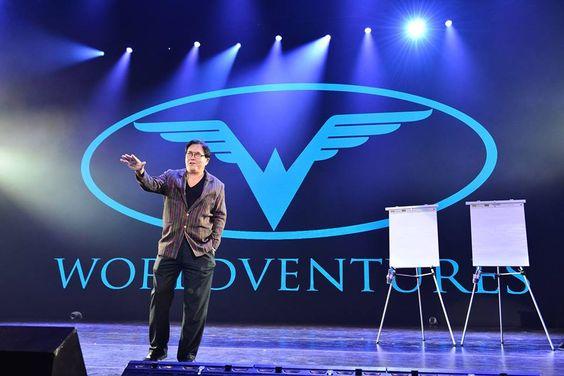 jw masonic worldventures dreamtrips pro-israel pyramid scheme robert kyosaki