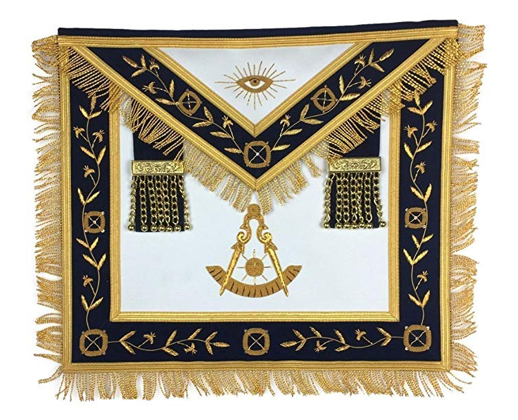 Masonic Apron Judaism for Gentiles Tsimtsum