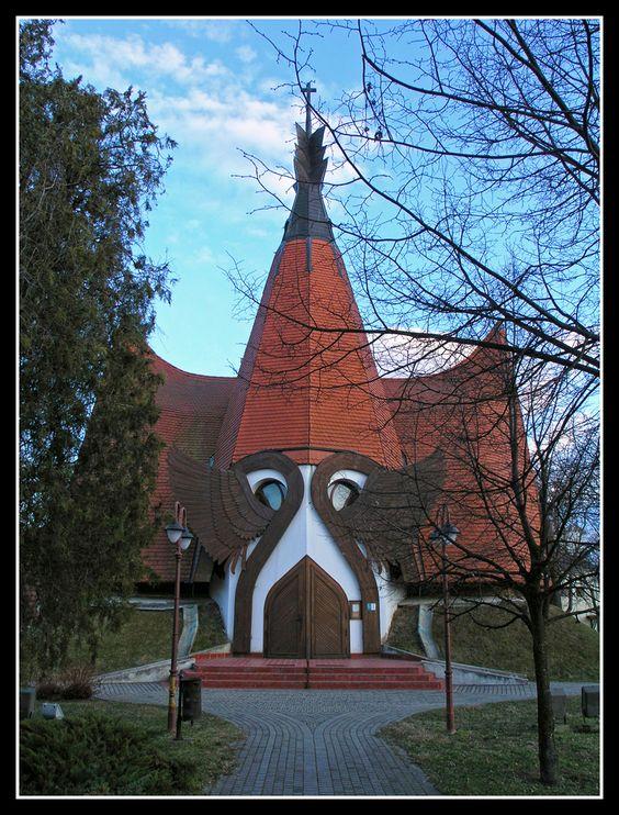Imre Makovecz Esoteric Ein Soph Tsimtsum Qabala Anthropomorphic Architecture