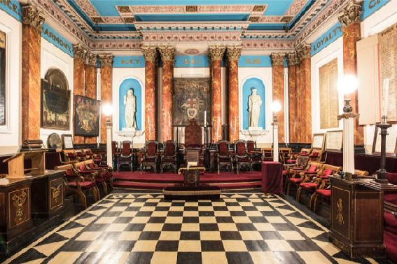 Masonic Lodge Ein Soph Tsimtsum Kabbala