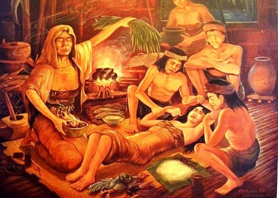 philippines babaylan qabballa witchcraft-pagan christianity
