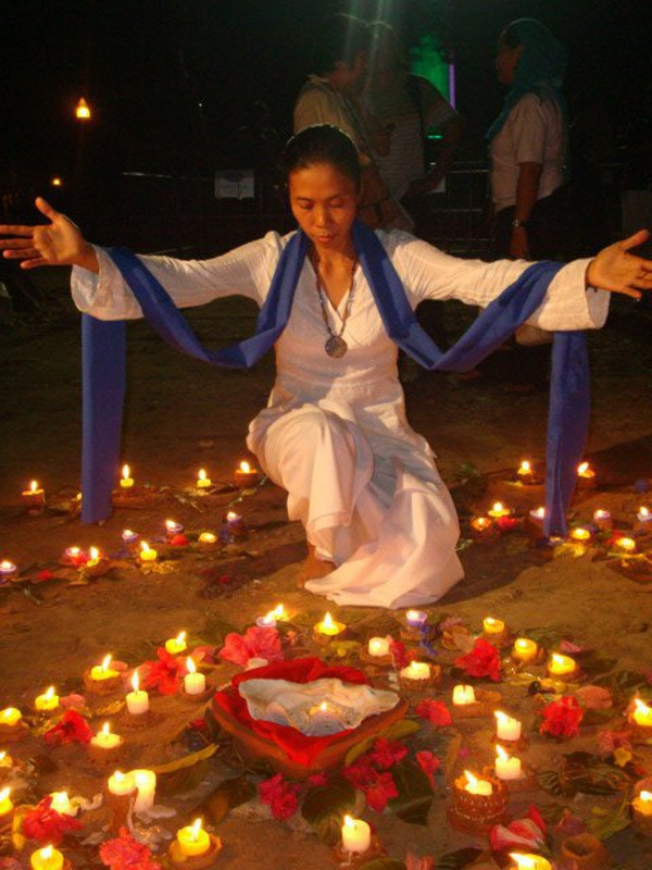 philippines babaylan qabballa witchcraft pagan christianity