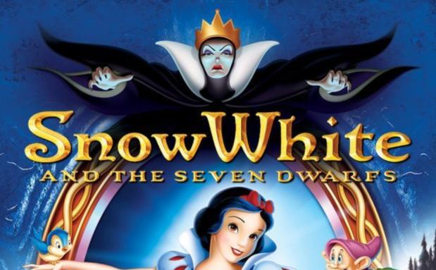 Snow White Disney Hidden Eyes Tsimtsum Kabballa Esoterism