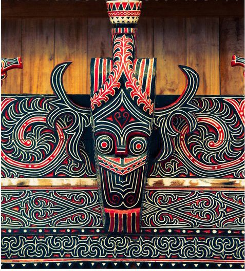 sumatra batak mask indonesia tsimtsum esoteric kabballah witchcraft