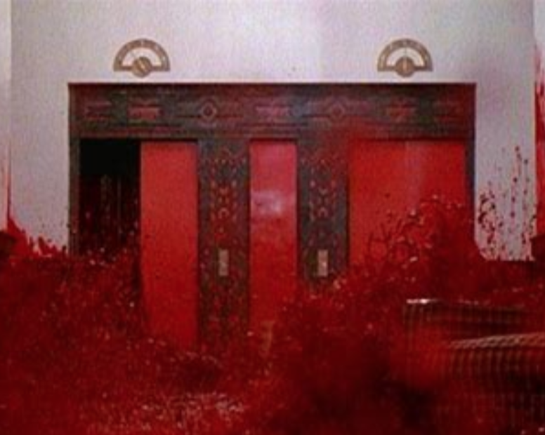 The Shining: Eyes hidden in the elevator numbers by Kabbalist, Stanley Kubrick