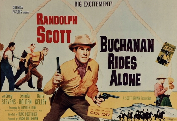 As Above so Below Buchanan Rides Alone