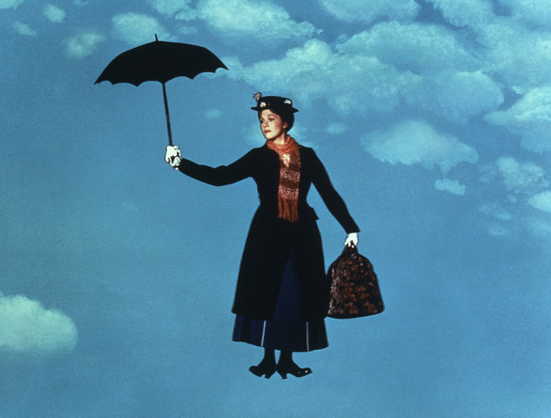 As Above so Below Mary Poppins