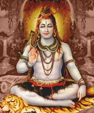 Lord Shiva As Above So Below Kabbalah