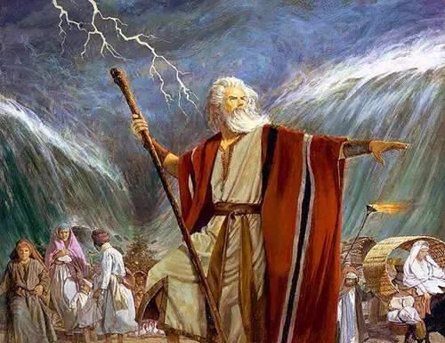 Moses as Above So Below Kabbalah