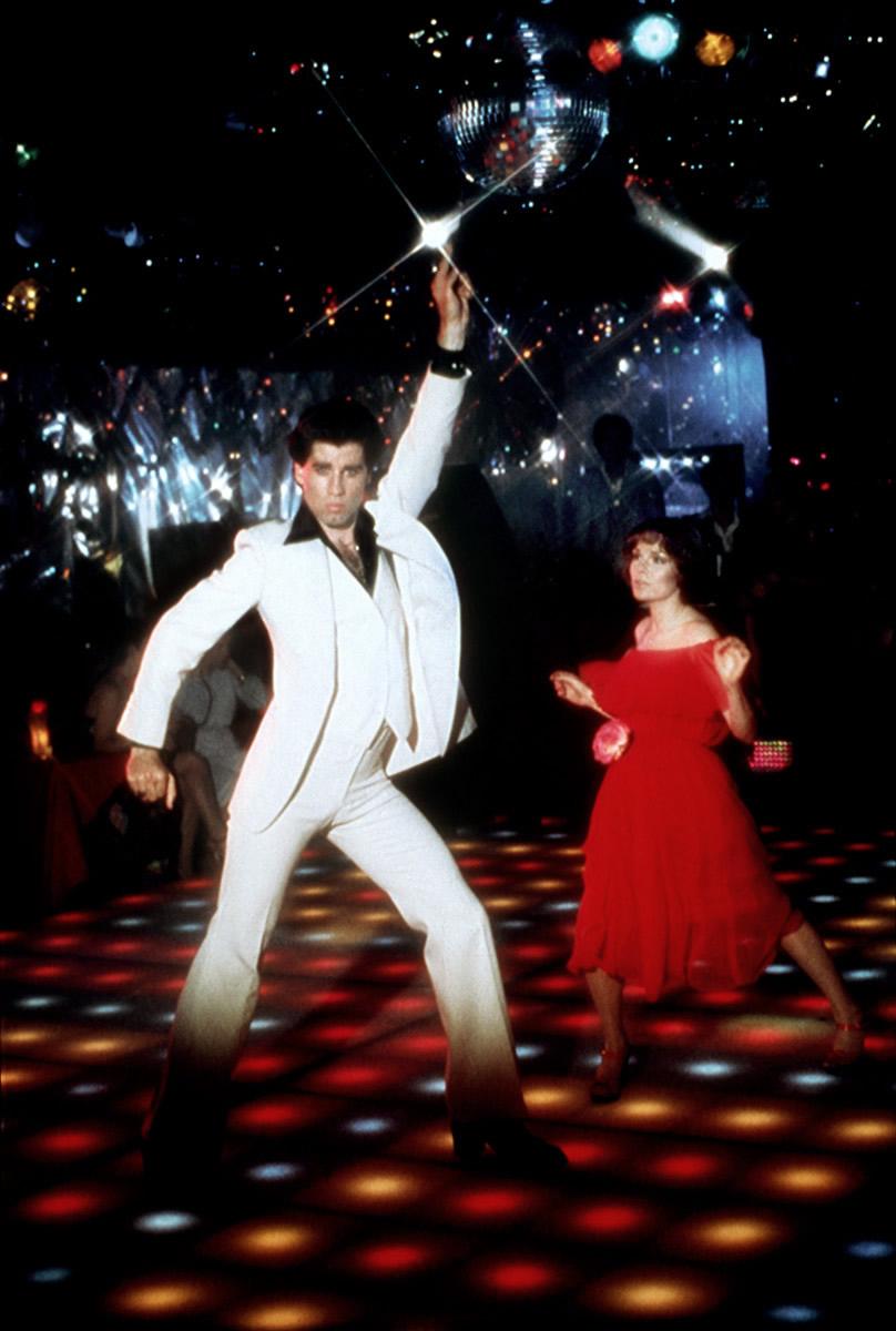 Saturday Night Fever Baphomet As Above so Below Hollywood Qabala