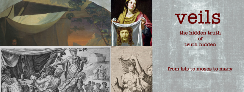 Biblical Veil Hidden in Art Esoteric Meaning