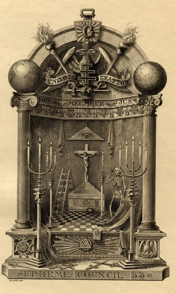 Symbology of Masonic Tracing Boards