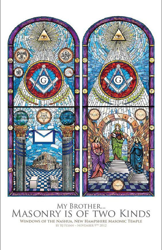 Freemasonry Tablets Symbology Zionism