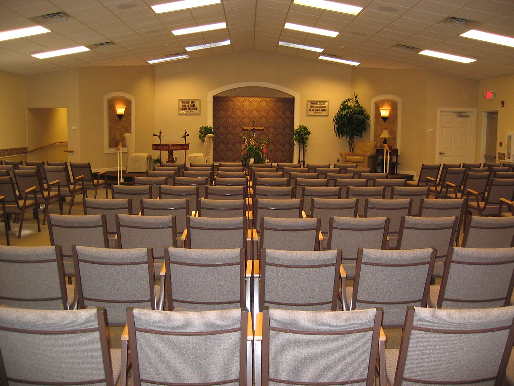 Hidden Freemasonry in the layout of Jehovahs Witness Kingdom Hall