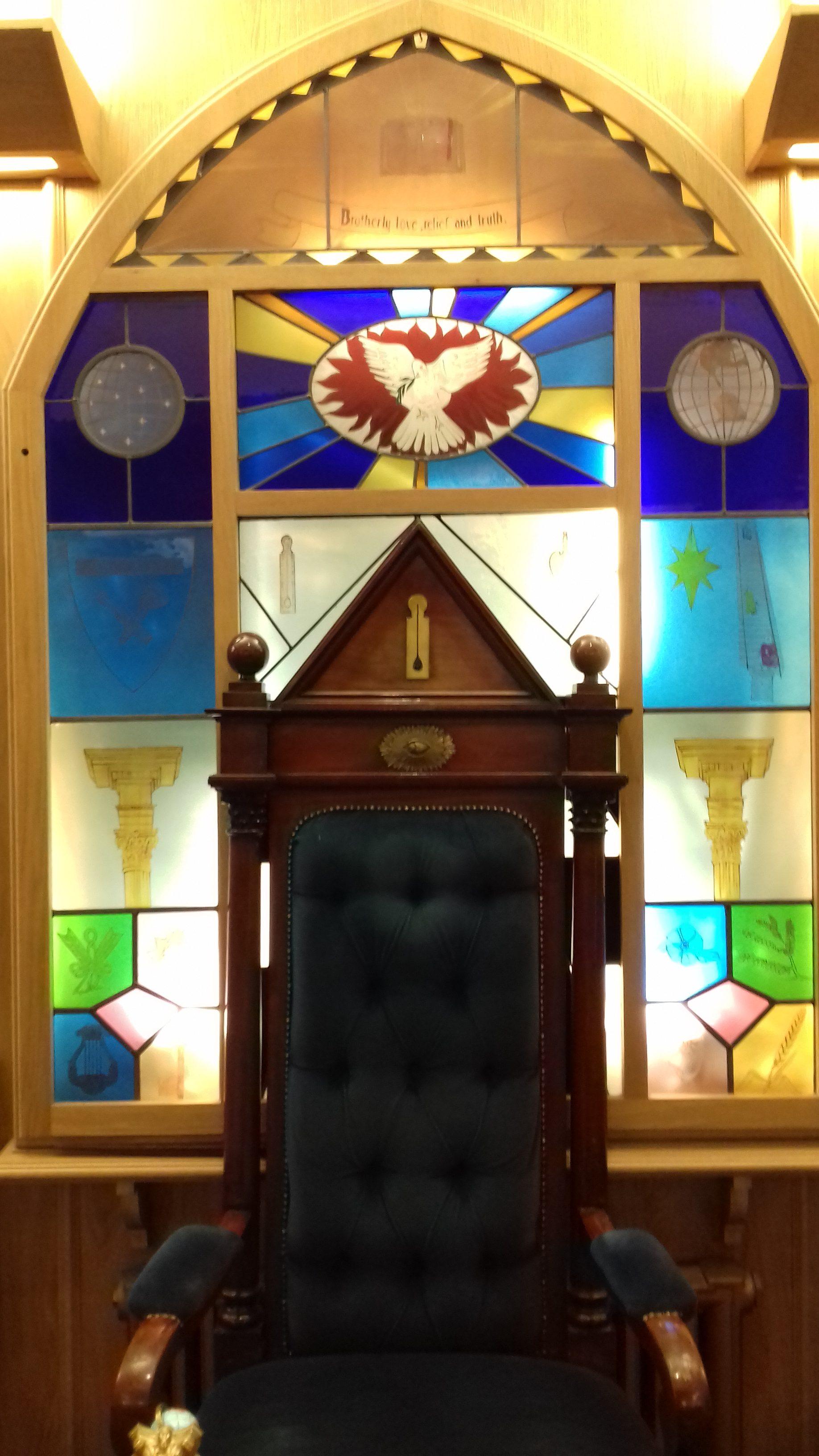 Masonic Hall Tarot