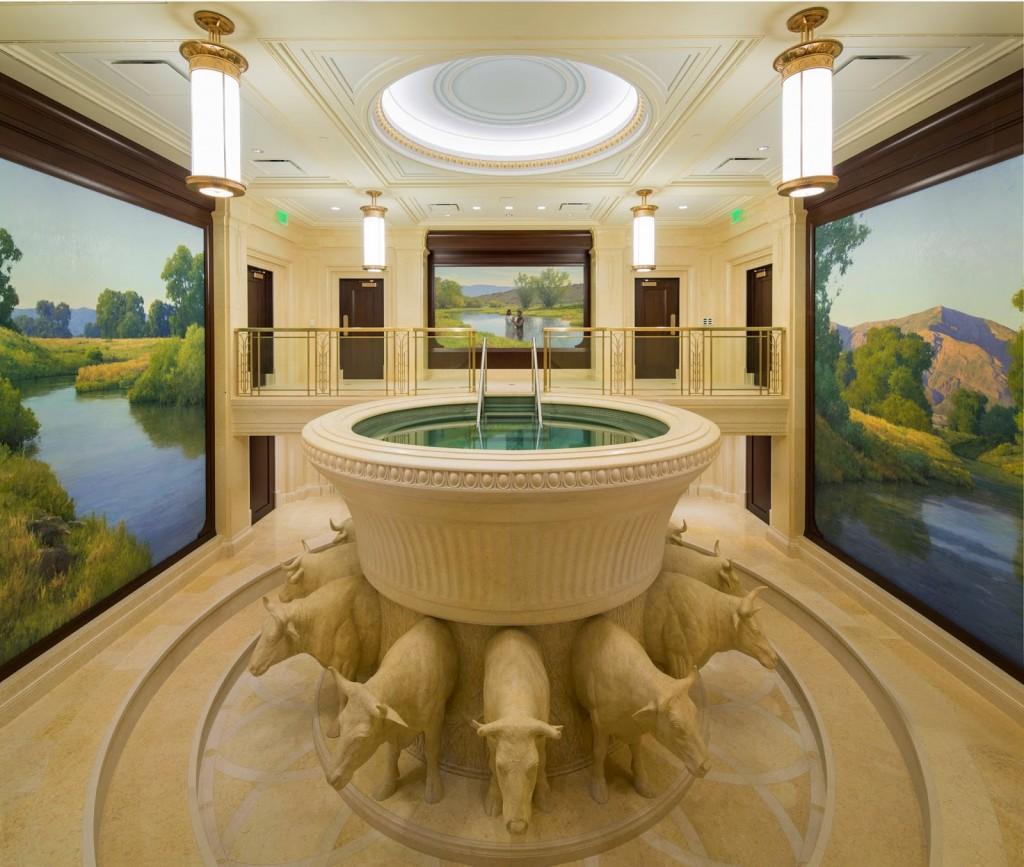 Hidden Freemasonry and Baal Worship in Mormon Temples