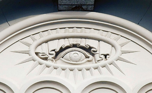 Freemason Symbols in Mormon Temples