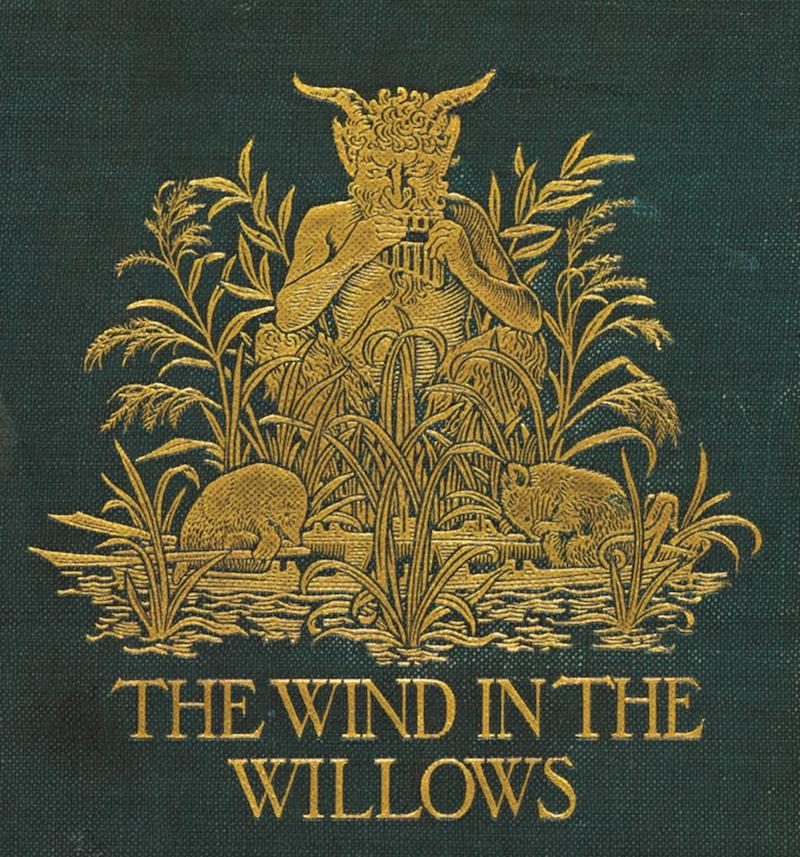 "Pans Labyrinth. ""Old names that only the wind and trees can pronounce"" - Wind in the Willows"