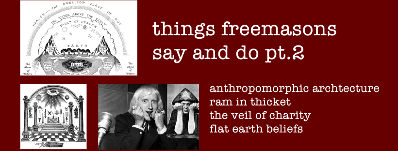 Freemasons Jimmy Saville Flat Earth and Charity