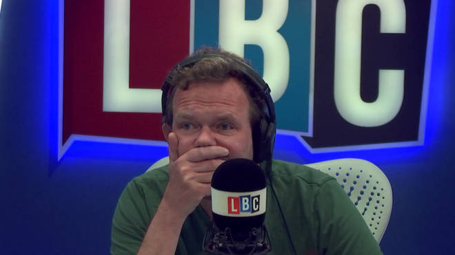 James O'Brien OWNED by Kay Burley on Sky News