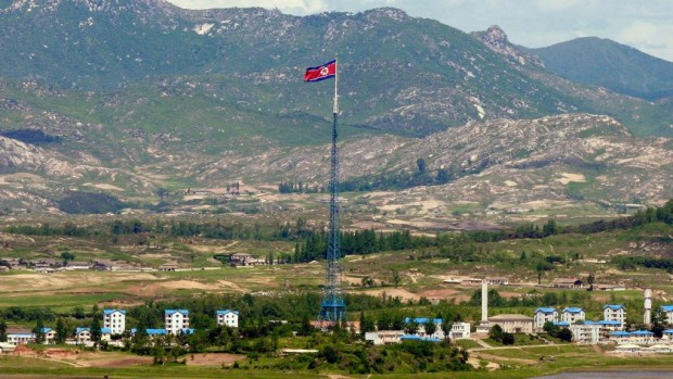 North Korea Occult Roswell Conspiracy Fake City Peace Village