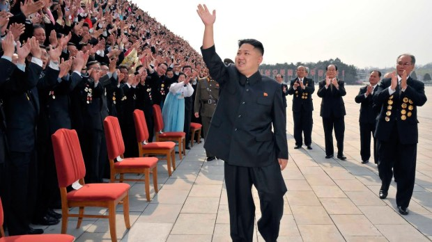 North Korea Occult Roswell Conspiracy Fake Crowds Pyongyng Kim Jong Un