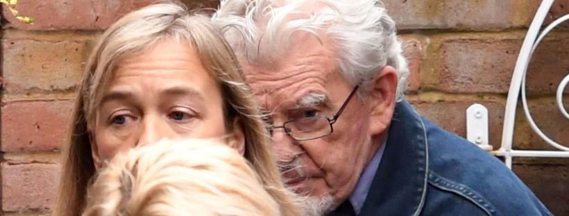 Rolf Harris Jimmy Saville BBC Sex Offender