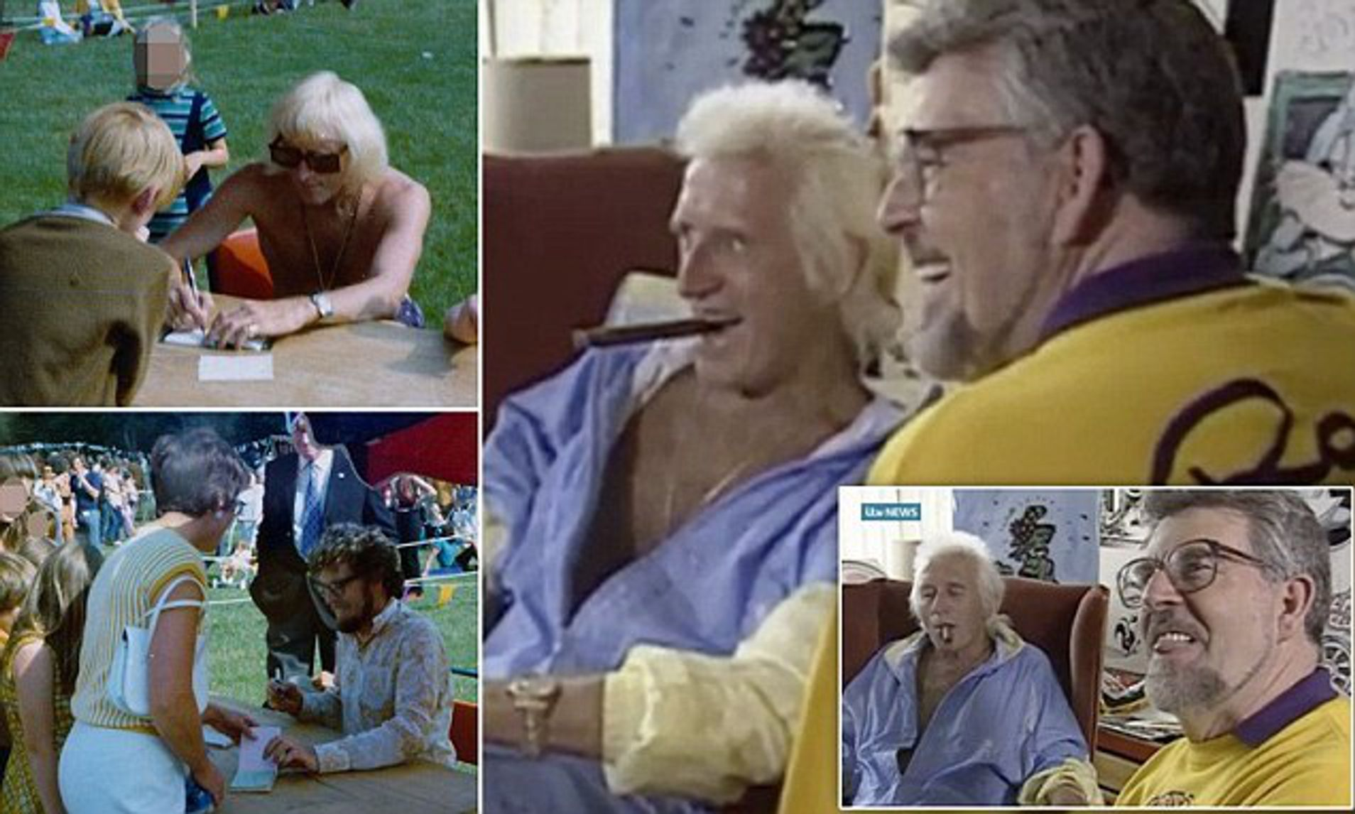 Rolf Harris Jimmy Saville BBC Sex Offenders