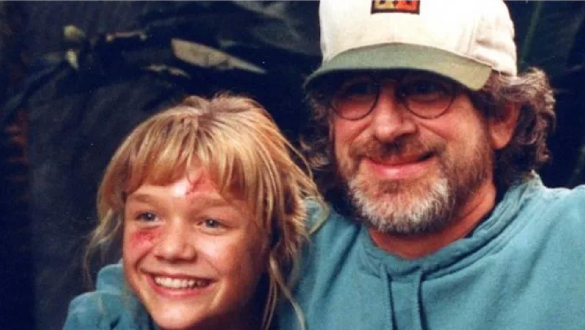 Steven Spielberg Pedophile Rumours