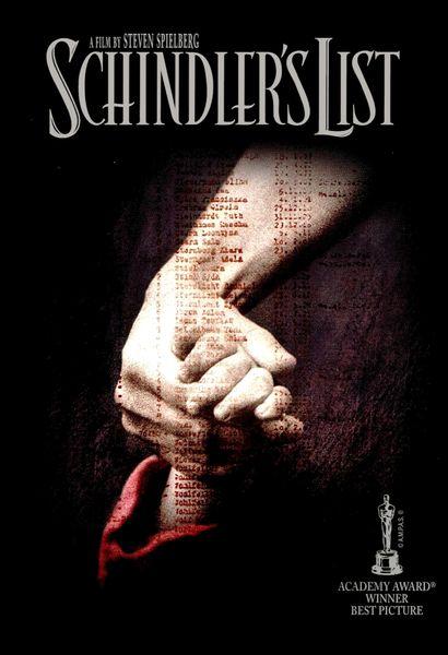 Steven Spielberg Pedophilic Hints Schindlers List Poster