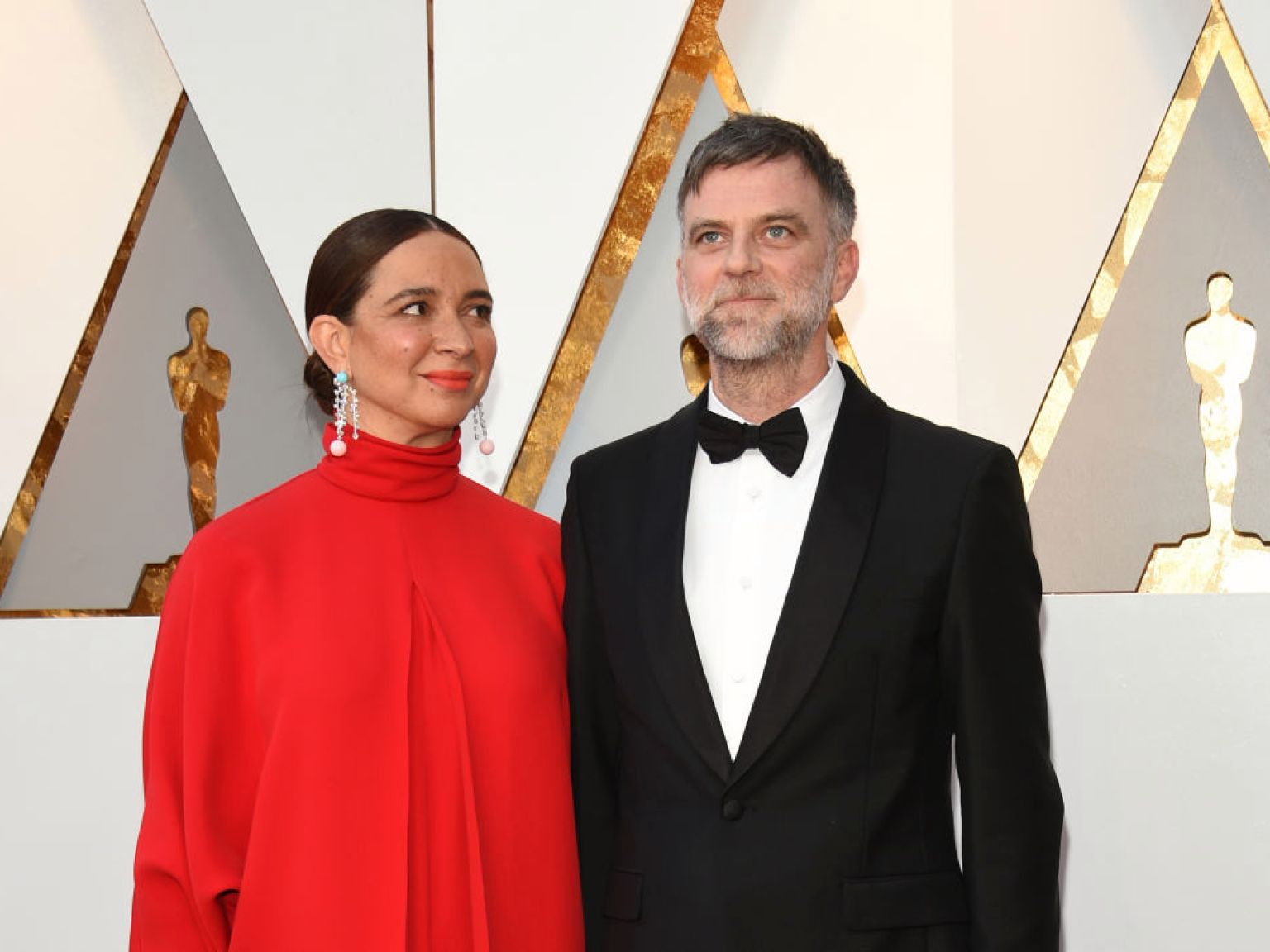 PT Anderson Maya Rudolph Masonic Couple Oscars