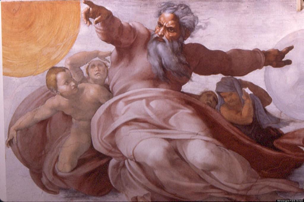 Is Satan the jealous Old Testament God?